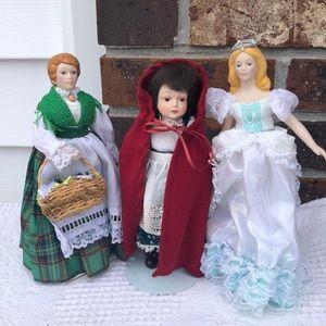 Avon dolls